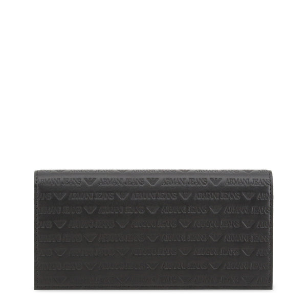 Armani Jeans Wallet Black 938543-CD999 Unisex