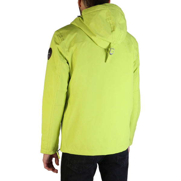 Napapijri RAINFOREST-N0YGN Men's Jacket Green