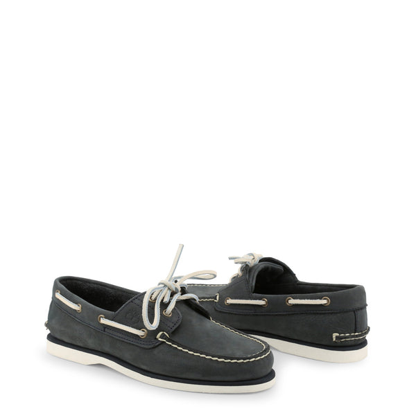Timberland Classic Boat Shoes 2-Eye Grey