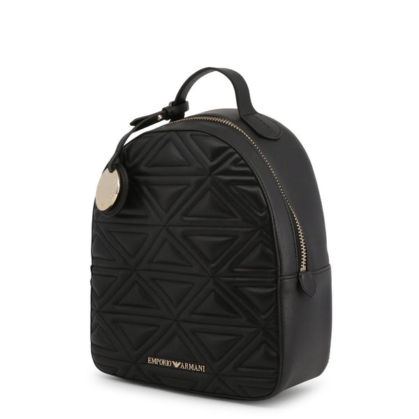 Emporio Armani Backpack Black Y3L020-YH60A