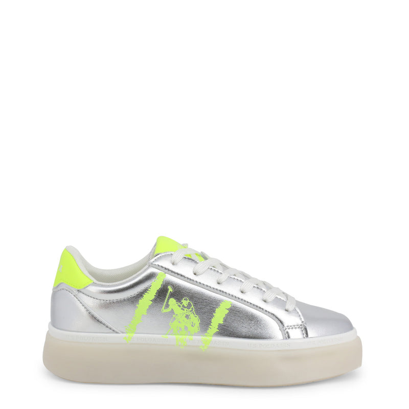 U.S. Polo Assn. Women's Trainers Grey LUCY4179S0_Y1