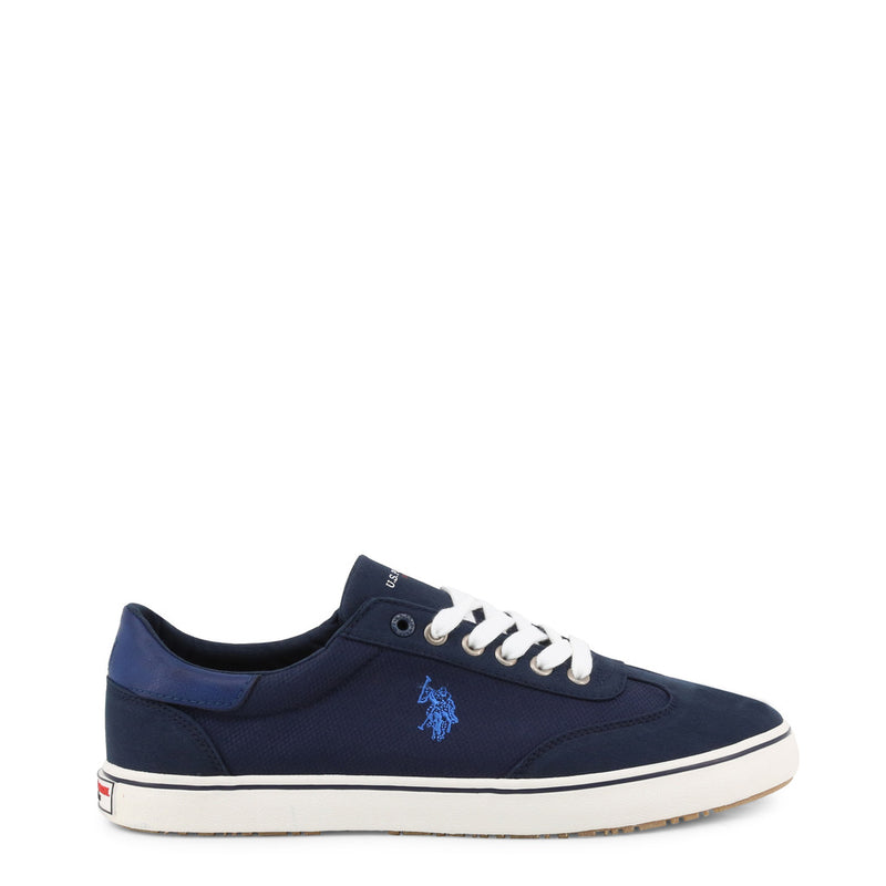 U.S. Polo Assn. Men's Trainers Blue MARCS4102S9_C1