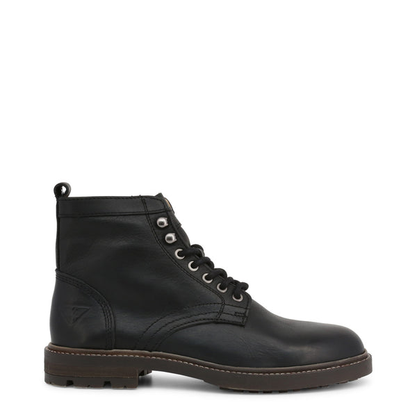 Docksteps Men's Ankle Boots Black LYNN_2362