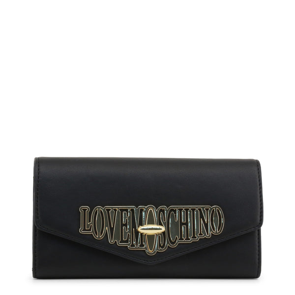Love Moschino Clutch Bag Black JC5608PP18LF