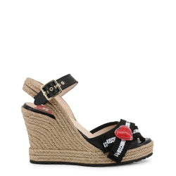 Love Moschino Wedges Black JA1631AI07JH