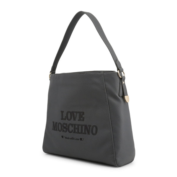 Love Moschino Shoulder Bag Grey JC4287PP08KN