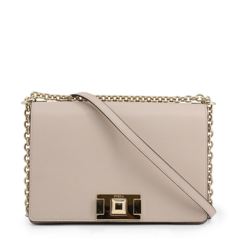 Furla Crossbody Bag Brown/Beige 1031801