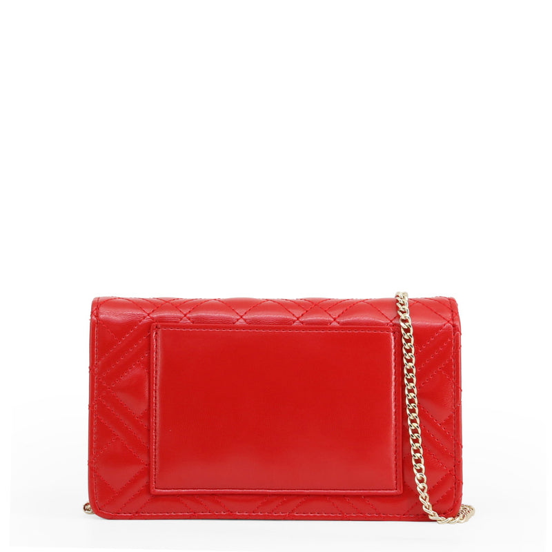 Love Moschino Clutch Bag  Red JC4093PP1ALI