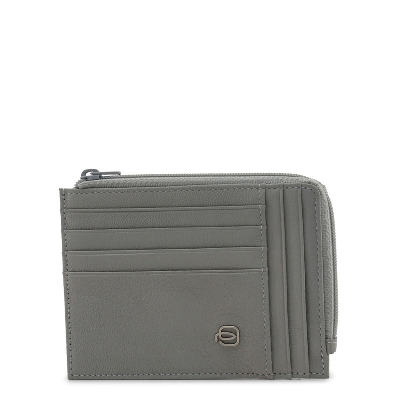 Piquadro Mens Wallet Grey PU1243X2