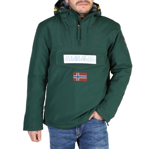 Napapijri Rainforest 2 Green Jacket NP0A4ECP