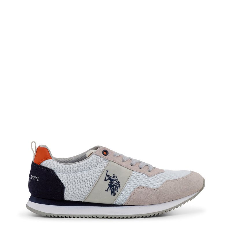 US Polo ASSN Mens Trainers White NOBIL4226S8_HN1