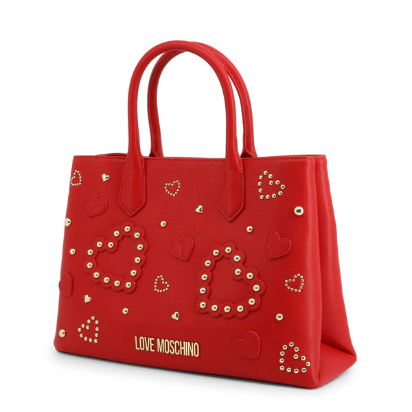 Love Moschino Handbag Red JC4035PP1ALE