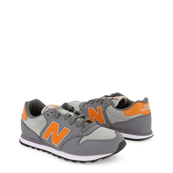 New Balance Mens Trainers Grey GM500