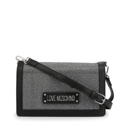 Love Moschino Crossbody Bag Black JC4051PP1ALH