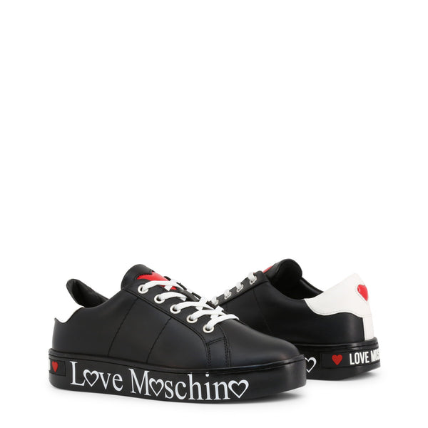 Love Moschino Women's Trainers Black JA15033G1AIF