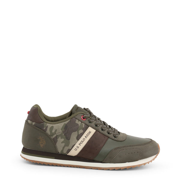 U.S. Polo Assn. Men's Trainers Khaki XIRIO4133W8_YH2