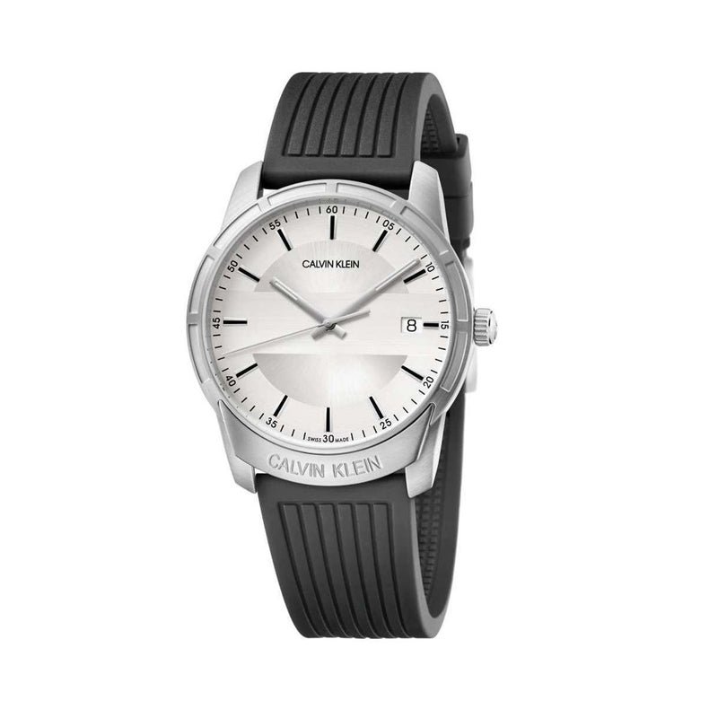 Calvin Klein Men's Watch White K8R11