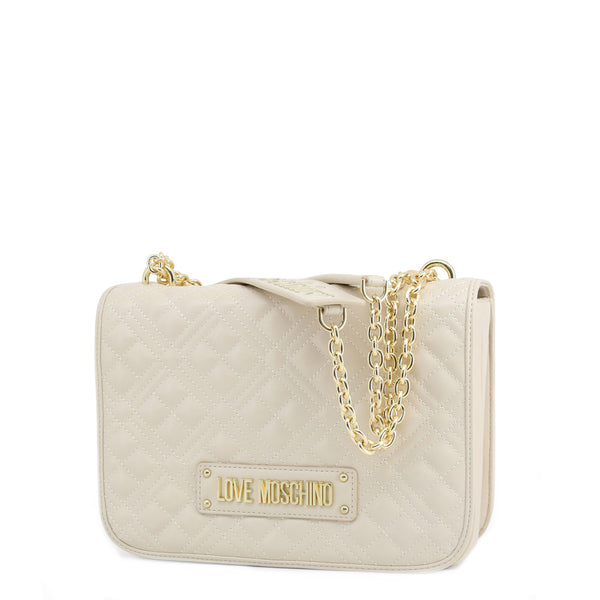 Love Moschino Shoulder Bag White - JC4000PP1ALA