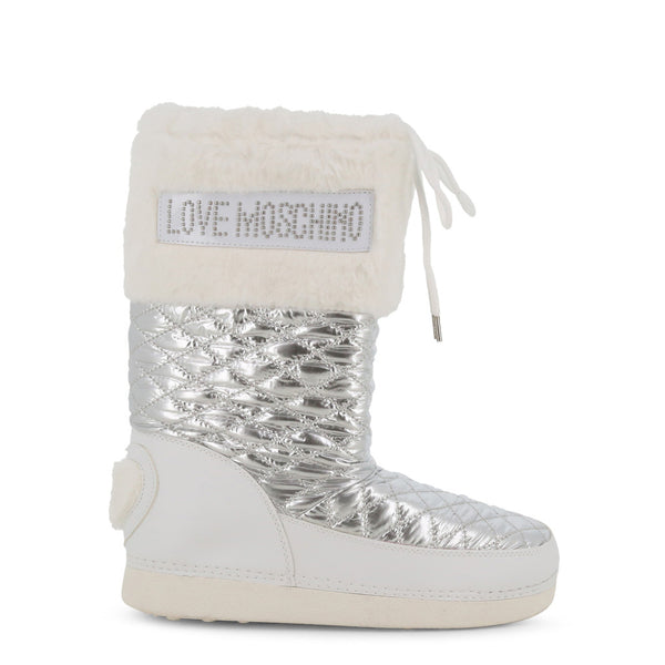 Love Moschino Boots White JA24192G08JV