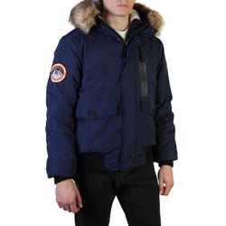 Superdry Men's Everest Bomberjack Navy M5000039A