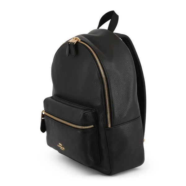 Coach Backpack Black F30550