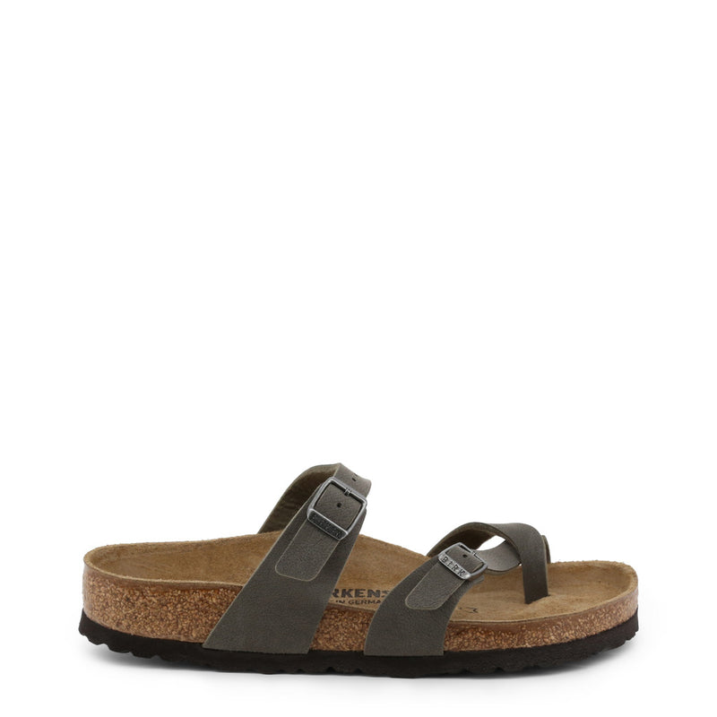 Birkenstock Sandals - Mayari Oiled Tabacco Brown 1014434