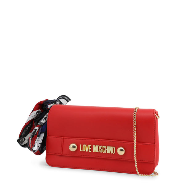 Love Moschino Clutch Bag Red JC4226PP08KD