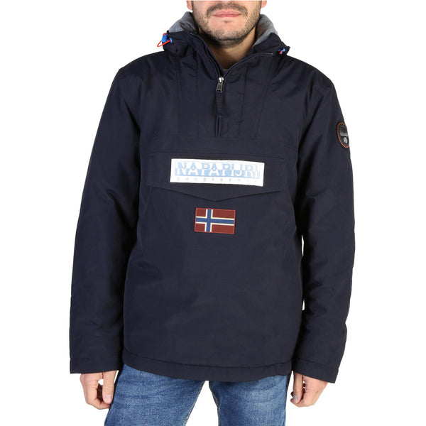 Napapijri Rainforest Jacket 2 Navy NP0A4ECP