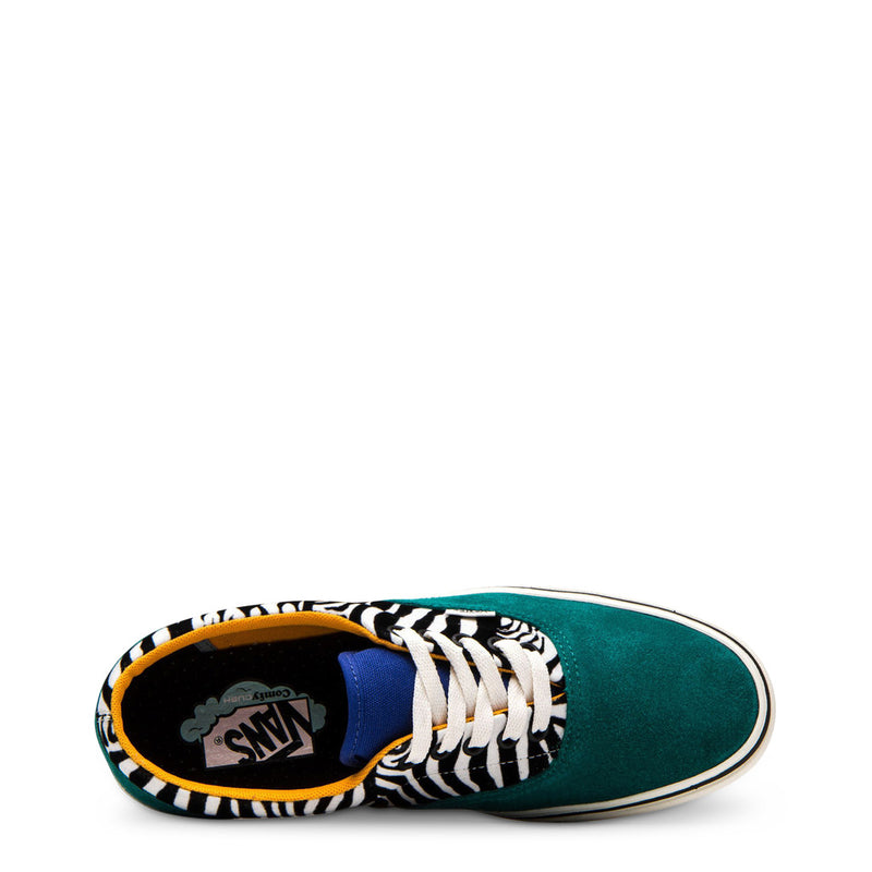 Vans Trainers Unisex Green Checkerboard Comfycush ERA_VN0A3WM9
