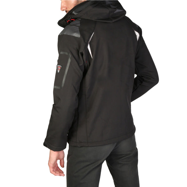 Geographical Norway Men's Jacket Black Techno_man