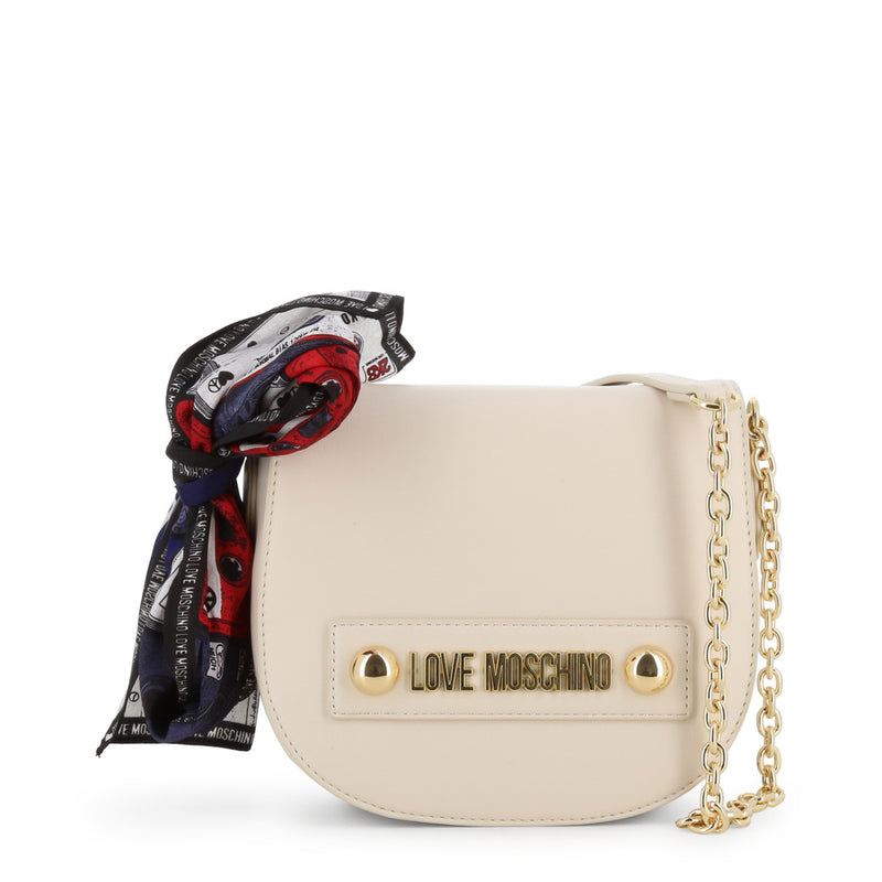 Love Moschino Crossbody Bag White JC4221PP08KD