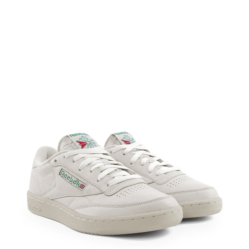 Reebok Men's Trainers White CLUB-C-1985-TV