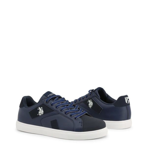 U.S. Polo Assn. Men's Trainers Black FETZ4136S0_Y1