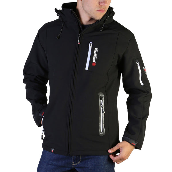 Geographical Norway Men's Jacket Black Tichri_man