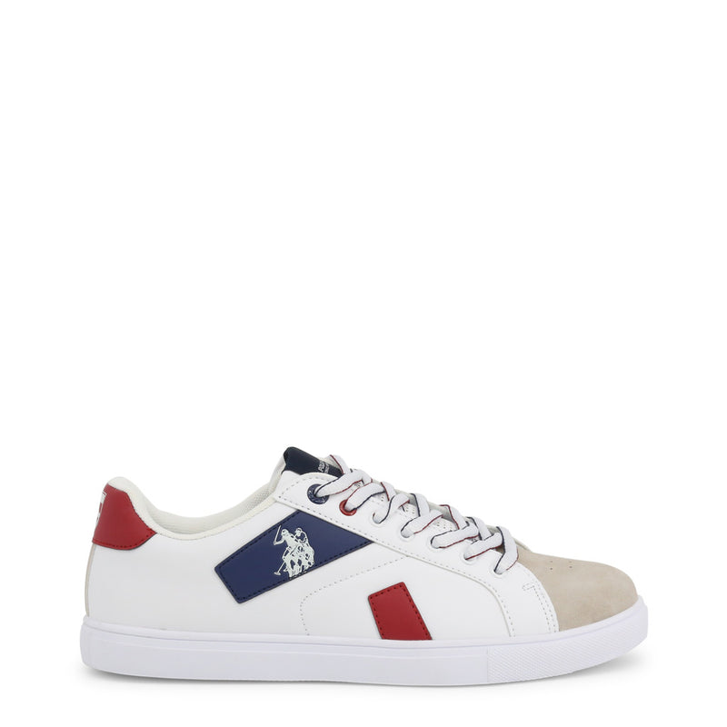 U.S. Polo Assn. Men's Trainers White FETZ4136S0_Y1