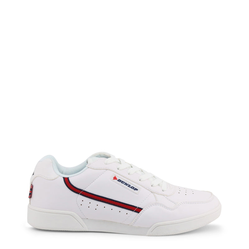 Dunlop Men's Trainers White 35421