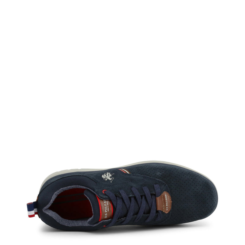 U.S. Polo Assn. Men's Trainers Navy YGOR4169S0_SY1