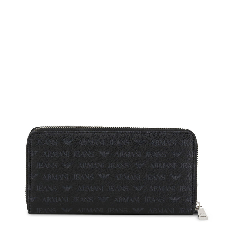 Armani Jeans Wallet Black 938542-CD996 Unisex