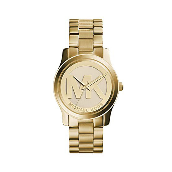 Michael Kors Ladies Gold Watch MK5786