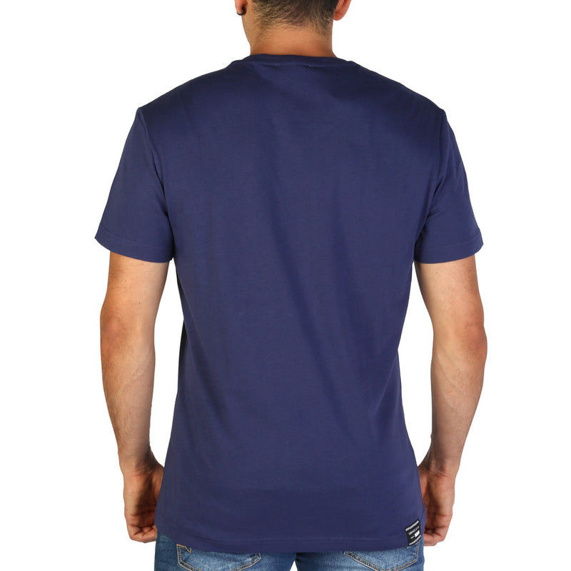 Versace Jeans Men's T-Shirt B3GTB74C-36590 Blue