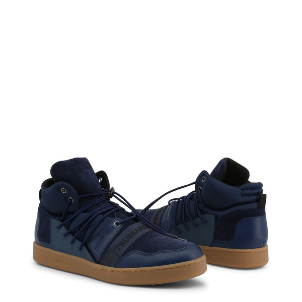 Trussardi Men's Trainers Blue 77A00099