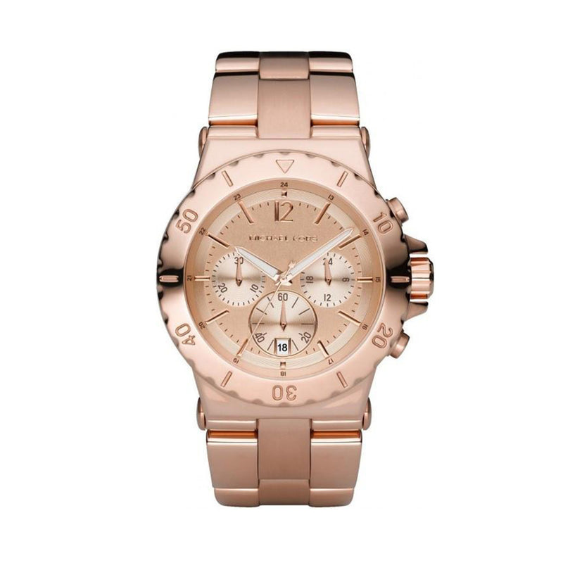 Michael Kors Ladies Gold Watch MK5314