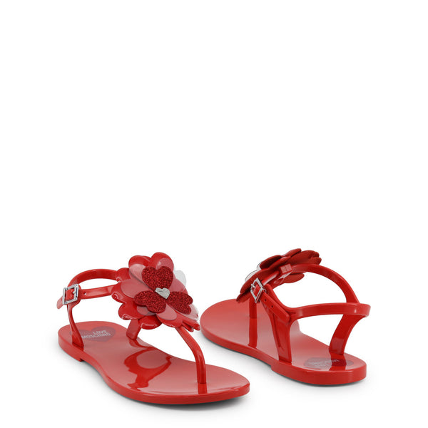 Love Moschino Red Sandals JA16011G17IT