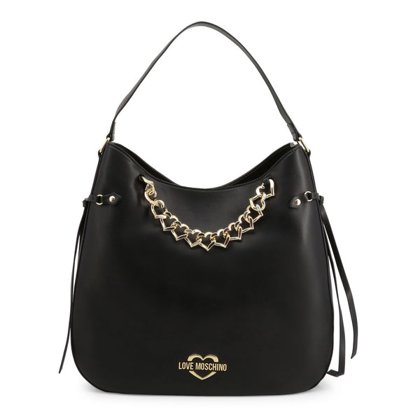 Love Moschino Shoulder Bag Black - JC4041PP1ALF