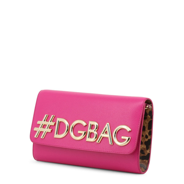 Dolce & Gabbana Clutch Bag Pink - BB6436AH531H