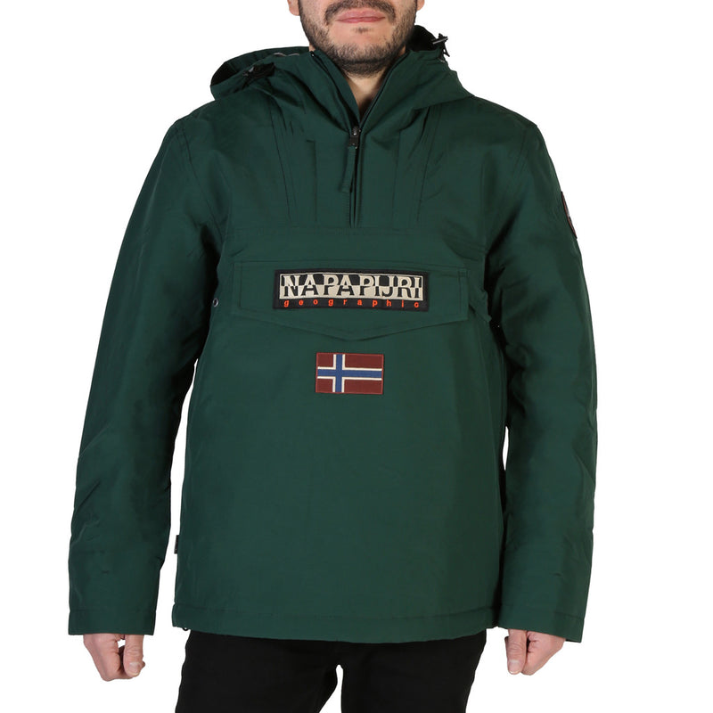 Napapijri Rainforest Jacket Green NP000GNJ