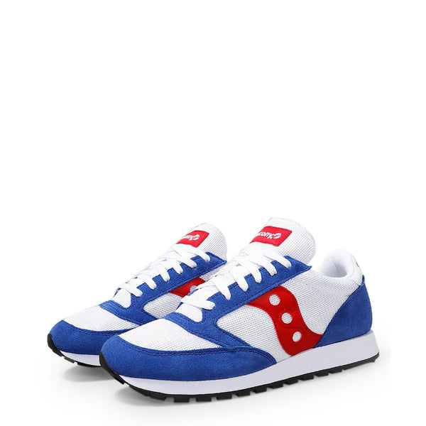 Saucony Men's Trainers Blue JAZZ_S70368