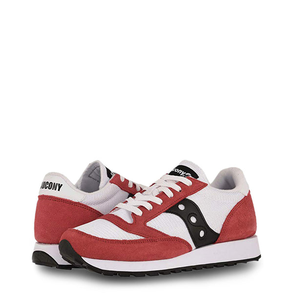 Saucony Men's Trainers Red JAZZ_S70368