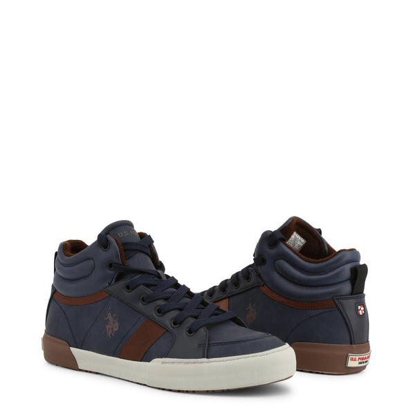 U.S. Polo Assn. Men's Trainers Blue ARMAN7099W9_CY1