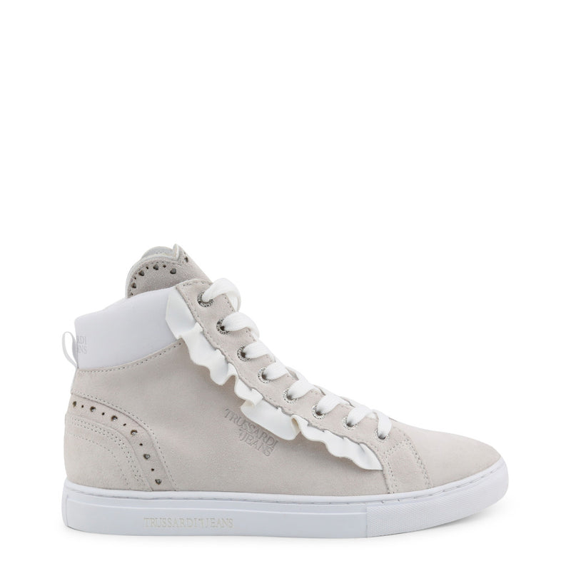Trussardi White Women's Trainers 79A00242